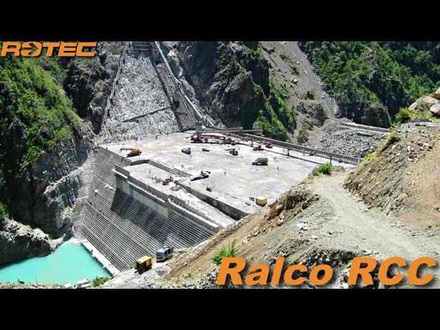 Ralco RCC Dam