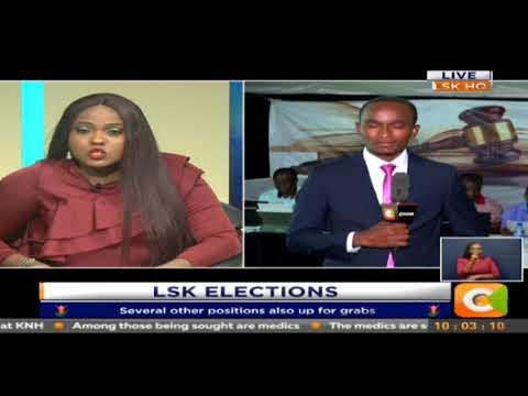 LSK picks President, Vice President
