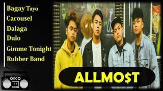 ALLMO$T Playlist ll ALLMO$T Best Songs ll ALLMO$T Top Songs