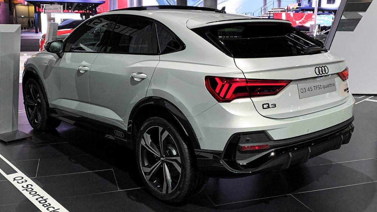 Audi Q3 Sportback phiên bản 45 TFSI (2020)
