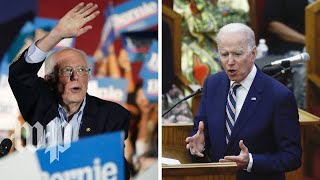 After Sanders takes Nevada, Biden puts faith in South Carolina for momentum