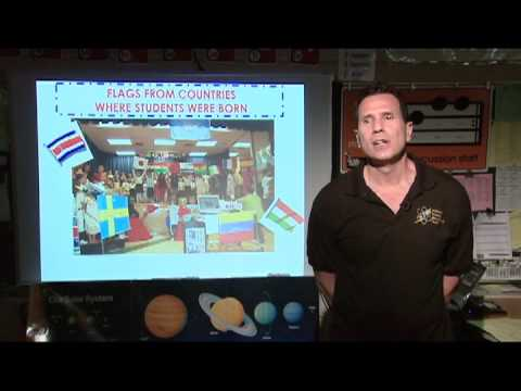 Joseph Puzzo, Arlington Science Focus, Arlington, VA Grammy Foundation Video 1