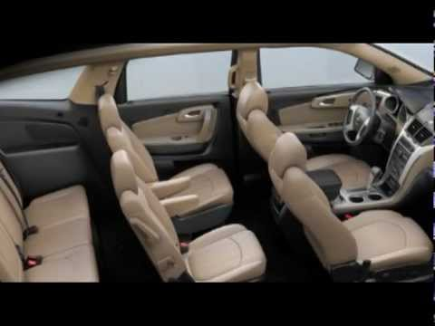 2012 Chevrolet Traverse Explored - YouTube