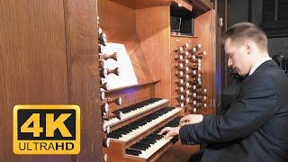 Johann  Sebastian  Bach -  Prelude And Fugue in G Major BWV 541