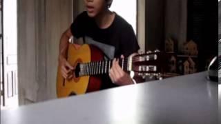 Tìm về lời ru - guitar