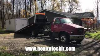 Portable Self Storage Unit in Jamestowny, NY - Boxit-N-Lockit