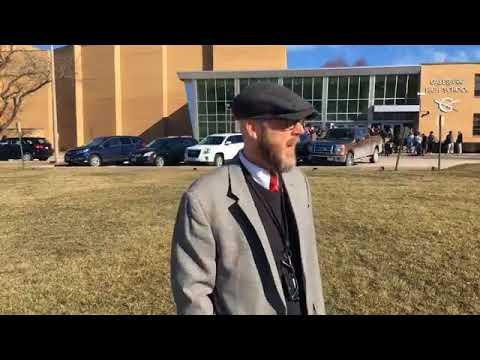 Galesburg High School Walkout: Part 1