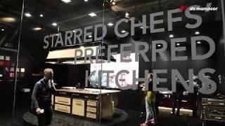 DeManincor at Salone del Mobile Milan 2018