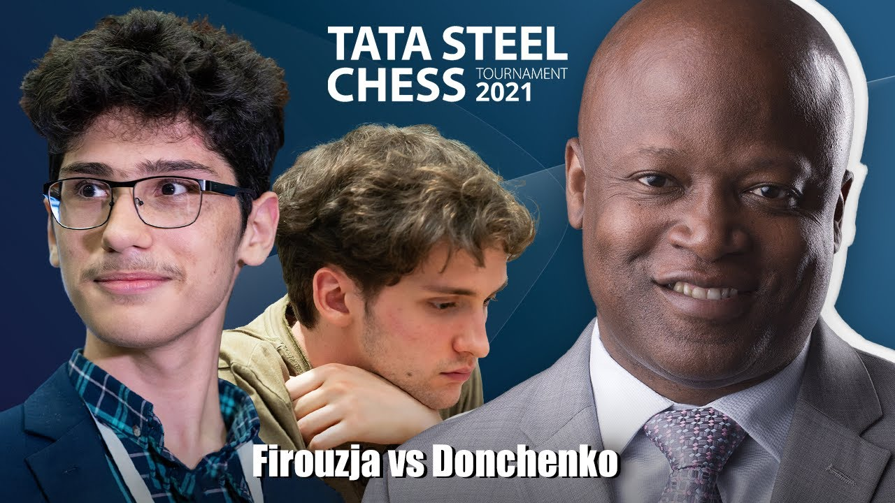 Download Firouzja is a MONSTER - Tata Steel 2021