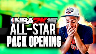 NBA 2K15 My Team Pack Opening - ONYX WILT ON DECK! RUBY ALL-STAR PACKS are HOT!