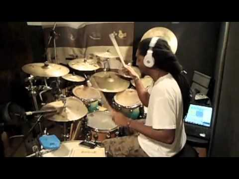 """Drum Cover: """"Adorn"""" By Miguel (HQ)"""