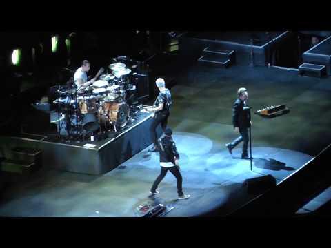 U2 6/25/17: 19 - Vertigo/It's Only Rock & Roll [Stones] - Foxborough, MA