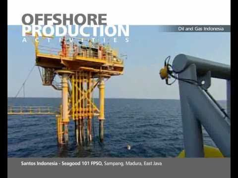 OFFSHORE PRODUCTION ACTIVITIES - Santos Indonesia 'Seagood 101 FPSO' #4