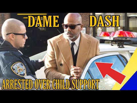 Dame Dash Arrested For $400k Unpaid Child Support, Released Shortly After Paying Debit