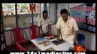 Senthurapoovae Sun tv serial 18 03 2009 Part 1