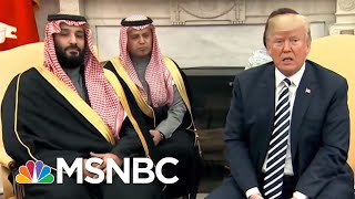 Saudi Government Considering Plan To Admit Khashoggi Killed In Consulate | Hardball | MSNBC