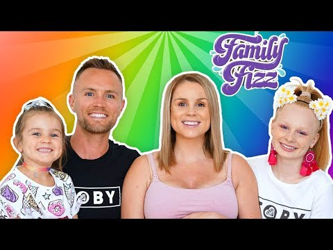 Family Fizz! – 5 Things You Didn't Know About FamilyFizz