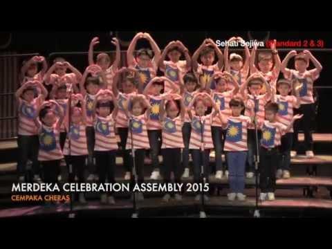 Cempaka Schools Merdeka Day 2015