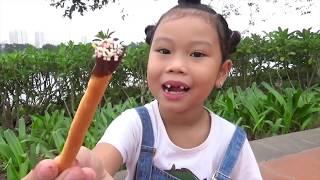 Gói Bánh Của Em | Munchpak ❤Susi kids TV❤
