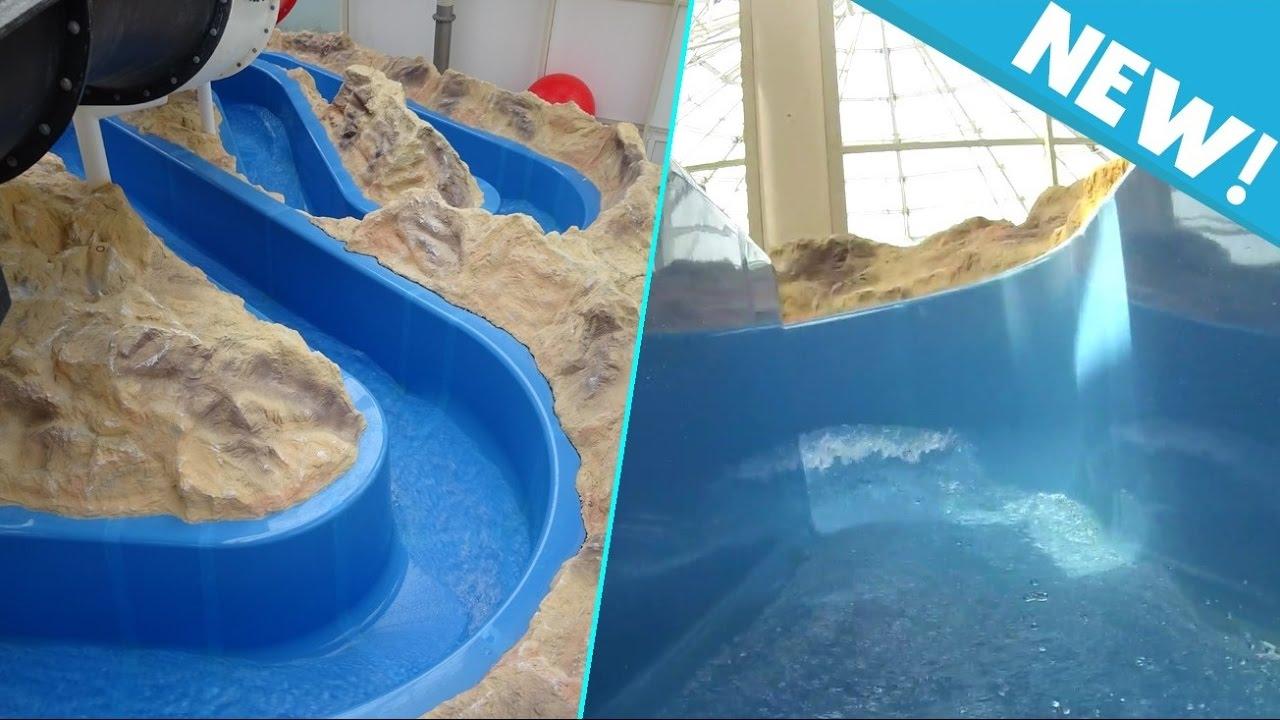 new aquacanyon wild water slide aqualand k ln onslide pov youtube. Black Bedroom Furniture Sets. Home Design Ideas