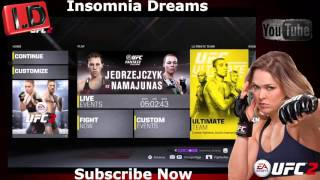 UFC 2 Ultimate Team - Video Ads where to find them(In this video i will show you where to find video ads on ultimate team to gain extra coins each day to improve your fighters., 2016-04-27T15:49:35.000Z)