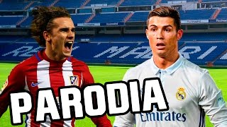 Download Video Canción Real Madrid vs Atletico Madrid 1-1 (Parodia Shakira - Me Enamoré) 2017 MP3 3GP MP4