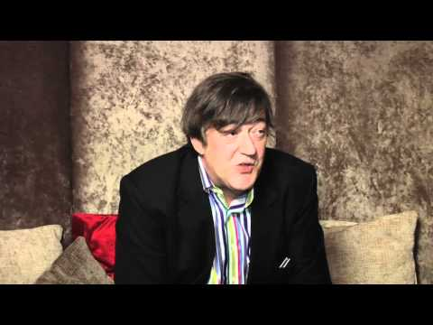 Stephen Fry on Planet Word, MIPCOM 2010