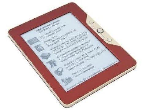 Электронная книга TeXet TB-116. Разбор. Ремонт. Замена разъема зарядки