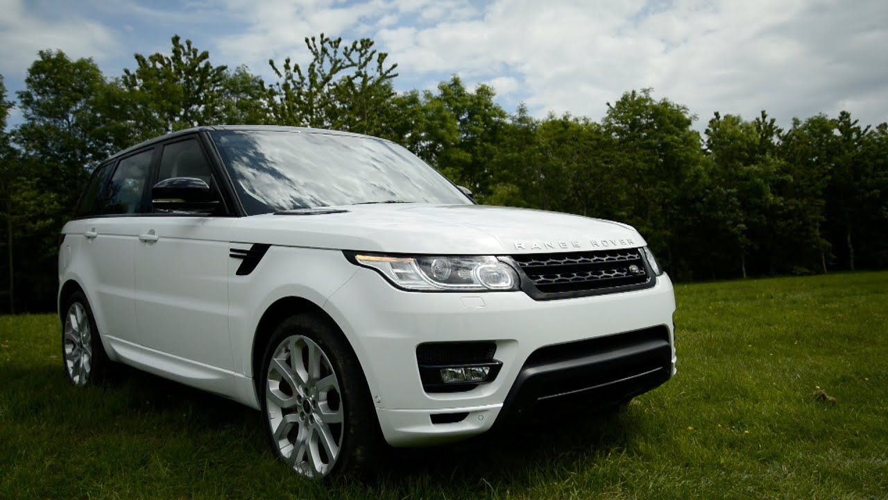 2014 Range Rover Sport DESIGN - YouTube