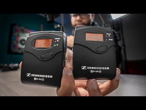 Sennheiser EW 100 G3 Wireless Mic System - Everything You Need to Know