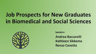 Job Prospects for New Graduates in Biomedical and Social Sciences