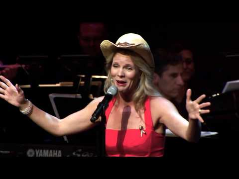 """They Don't Let You In The Opera"" Kelli O'Hara (Michael J Moritz Jr-Conductor)"