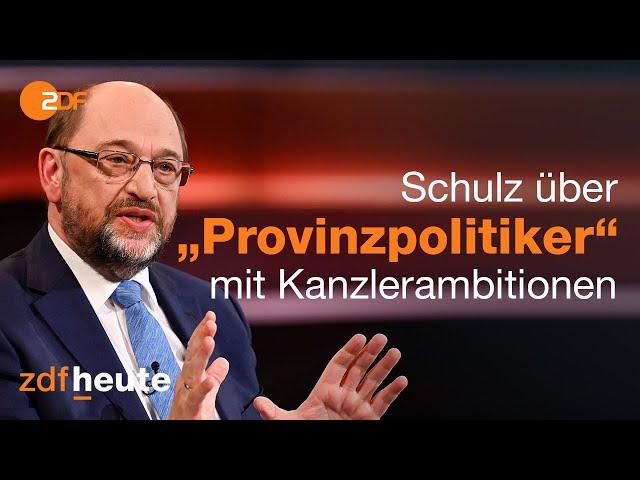 Wer wird Kanzler? | Markus Lanz vom 28. Januar 2021