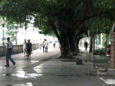 Cenkaetaya - China: Guangzhou - HaiYin Bridge Waterfront