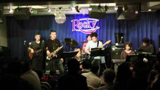 """Catching the Sun (SPYRO GYRA)"" played by ""Home Stretch"" on 2nd liv..."