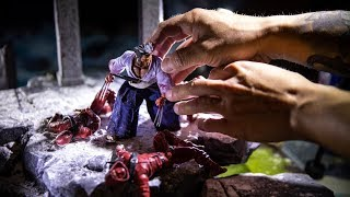 Creating Snow Effects in Toy Photography!