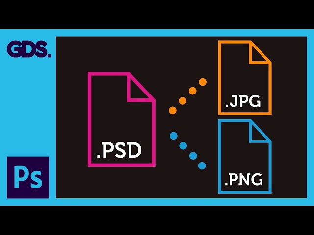 Saving in Photoshop Ep23/33 [Adobe Photoshop for Beginners]