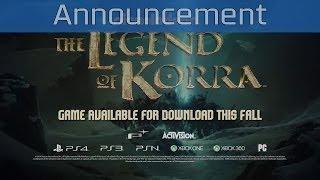 The Legend of Korra - Announcement Trailer [HD 1080P]