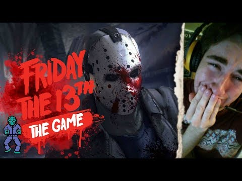 FRIDAY THE 13TH: THE GAME - (NEW MAPS + NEW UPDATE) - 10K SUBSCRIBER HYPE