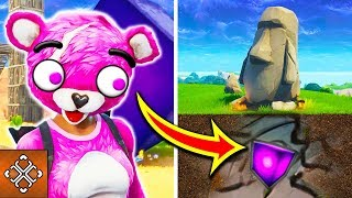 Fortnite CUBE And 4 Other STRANGEST THINGS That Ever Happened In Fortnite Battle Royale