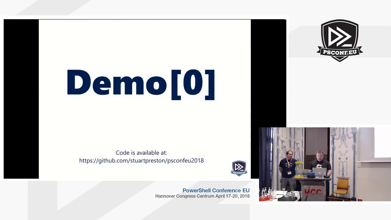 Test-Driven Infrastructure with Test Kitchen, Chef, and DSC - Stuart ...