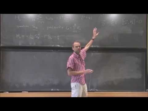Dynamical phase transitions, eigenstate thermalization, and Schrodinger cats... - David A. Huse