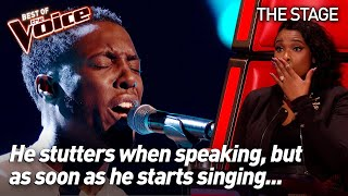 Mark Asari sings 'Walking Away' by Craig David | The Voice Stage #20