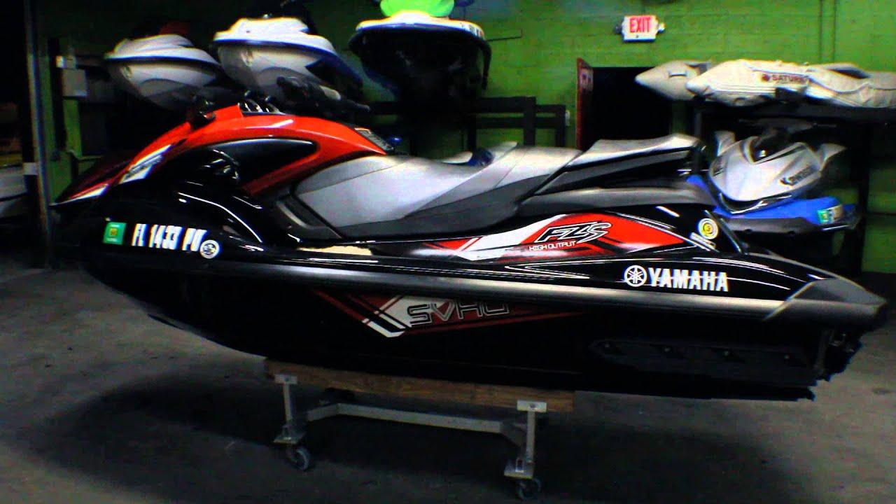 Yamaha Sho Jet Ski For Sale
