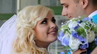 Яркая и зажигательная свадьба в Луганске. 2016 год