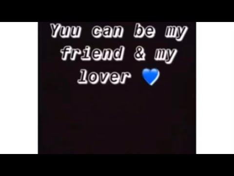 You Can Be My Friend & My Lover🤞🏾💕{Funimate Challenge}. ||Diamondsanaa
