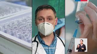 #YoMeVacuno porque las vacunas salvan vidas