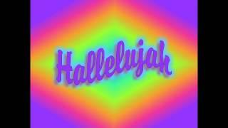 Lagu Rohani Kristen - Hallelujah