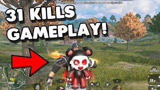 """HIGH KILL GAME IN FIRE TEAM! """"INSANE 31 KILLS"""" [TAGALOG] (Rules of Survival: Battle Royale)"""