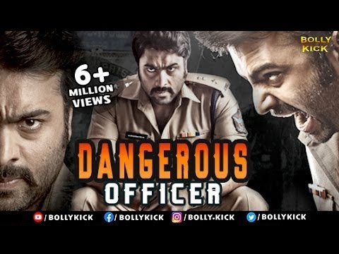 Dangerous Officer Full Movie | Hindi Dubbed Movies 2017 Full Movie | Hindi Movies